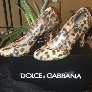 Dolce & Gabbana Woman's  @ Black Leopard